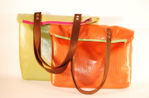 Bright Bold Vegan Leather